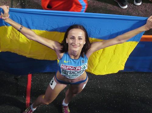 Відбігала за всю Україну