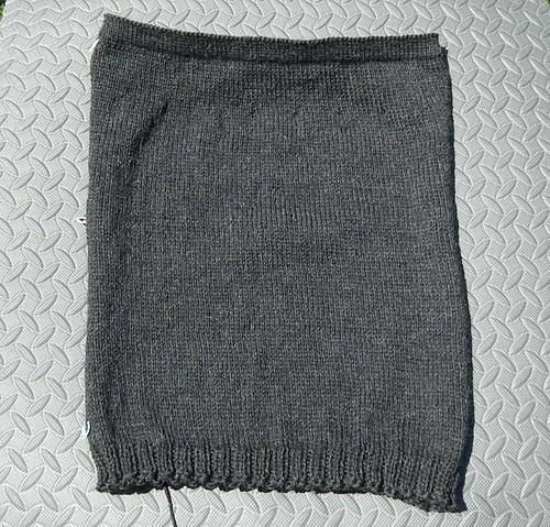 Half a skirt