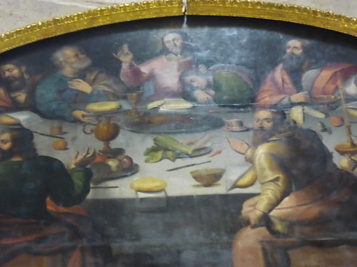 Latin American last supper
