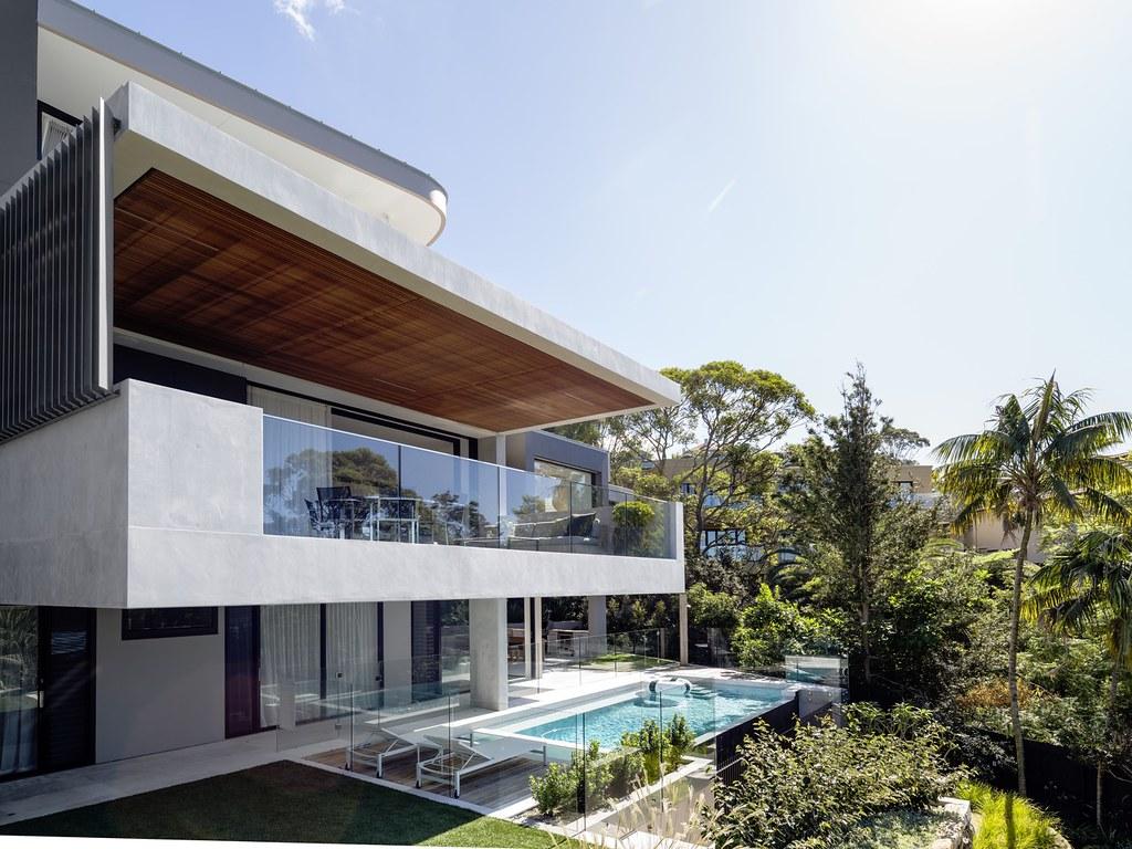 Трехэтажный дом в Сиднее. Проект Corben Architects
