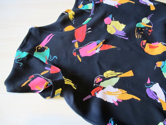 Birdy Scout Tee