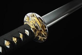 handmade-platinum-quality-japanese-samurai-sword-katana-black-ninja-sword-tsuba-handle