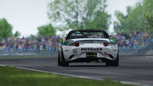 Mazda MX5 Cup - Hot Version - Media 4h race 2015
