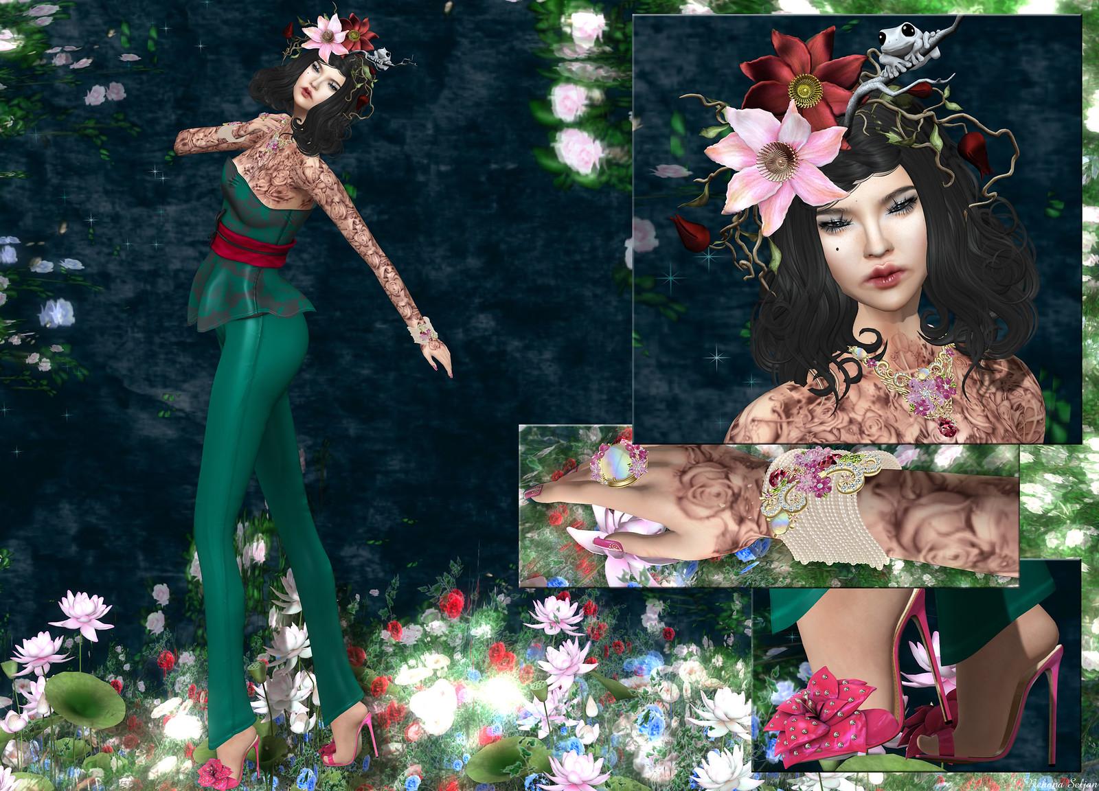 Masoom - Elvina Outfit