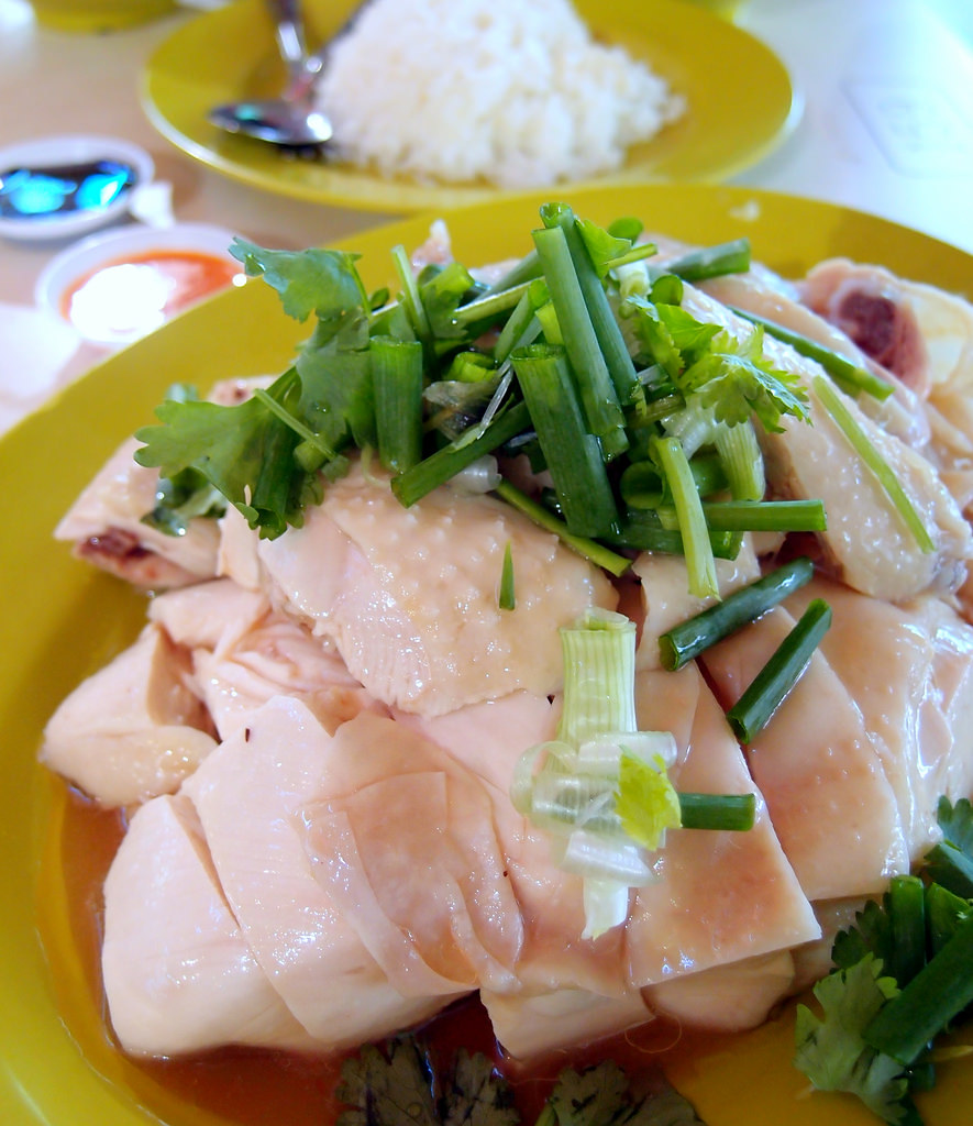 Best Chicken Rice In Singapore: Hua Kee Chicken Rice