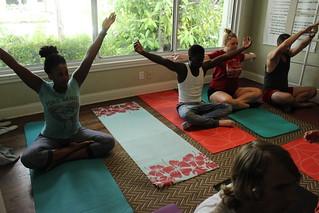 Yoga Therapy Pose 3