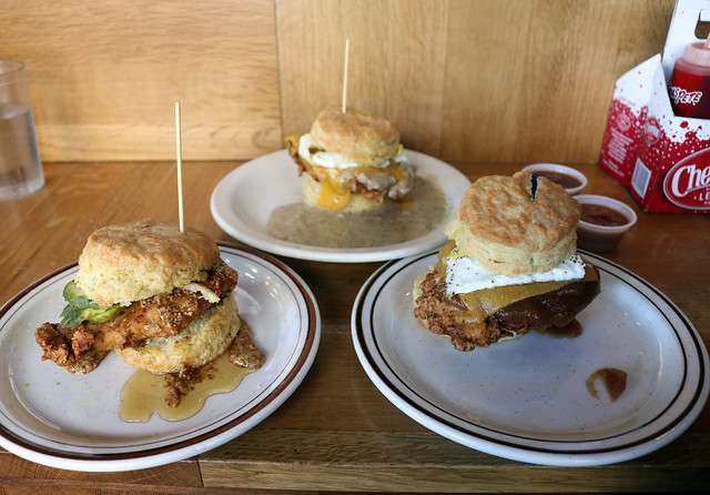 Pine State Biscuits in Portland, OR