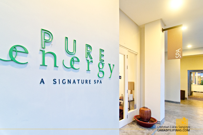 Pure Energy Signature Spa Penang