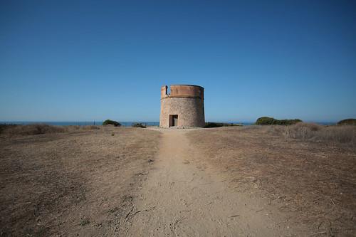 Tor Caldara: la torre