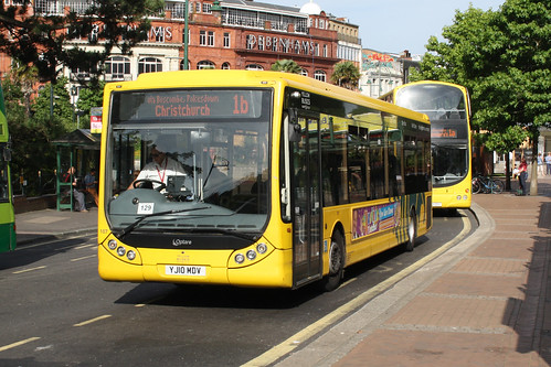 Yellow Buses 107 YJ10MDV