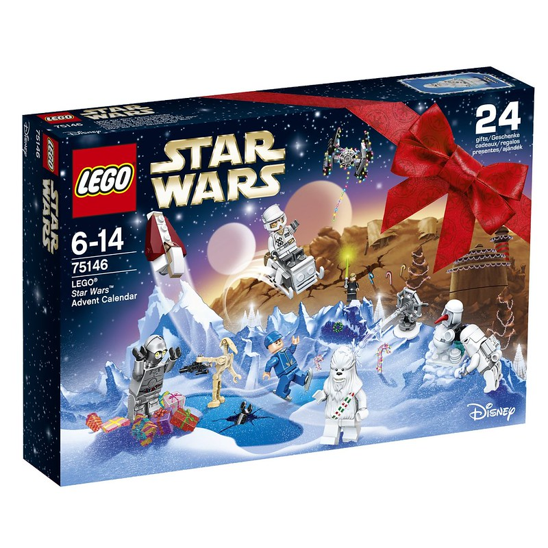 LEGO Advent Calendars 2016: Star Wars 75146