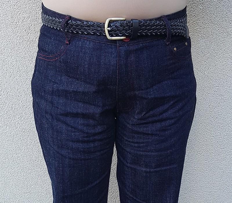 Bootstrap Fashion Vado Boyfriend jeans in denim from M. Recht.