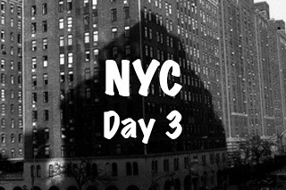 NYC Trip - Day 3 (Monday March 28th, 2016)