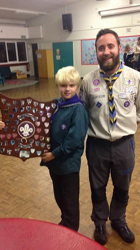 District Scout Spirit Award