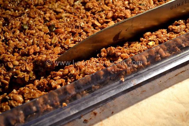 Barre de Céréales Maison © Ana Luthi Tous droits réservés 21