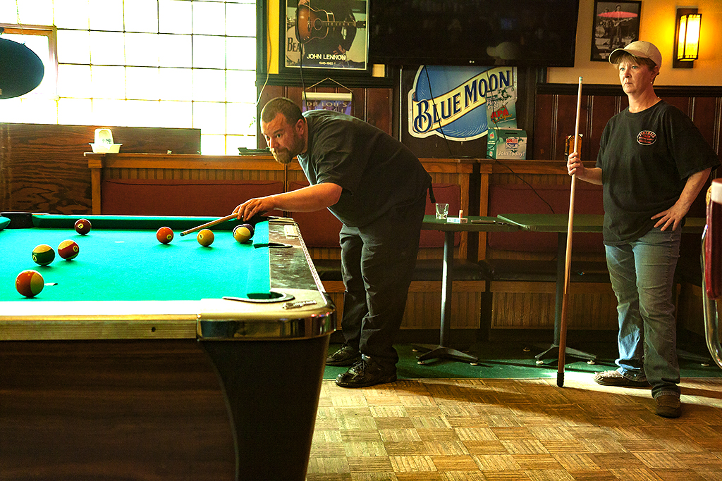 Pool-players-in-Dr-Lou's Place--Roebling