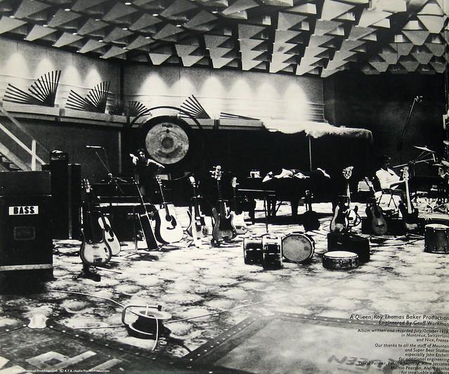 """Queen Jazz FOC 12"""" vinyl LP album"""