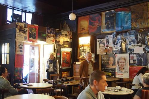 Café Leopold Hawelka, Dorotheergasse 6, 1010 Wien,Vienna, Austria