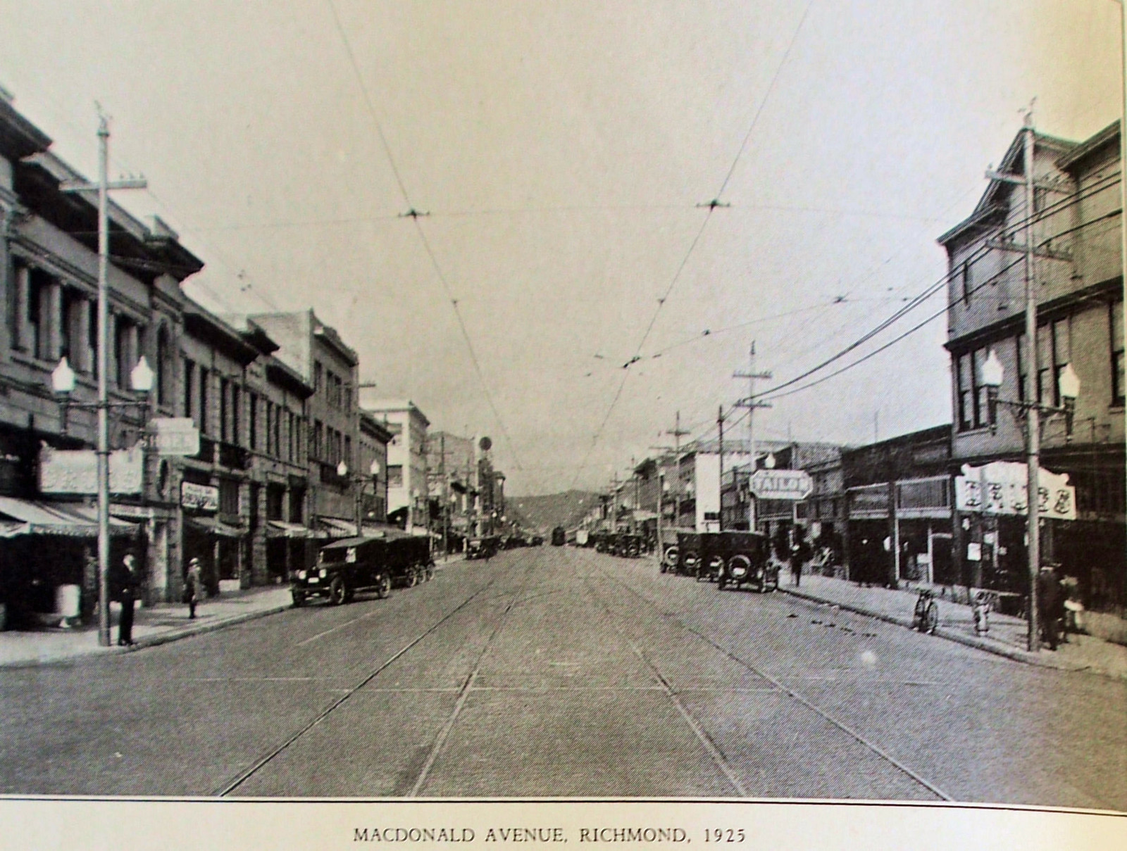 macdonald richmond 1923