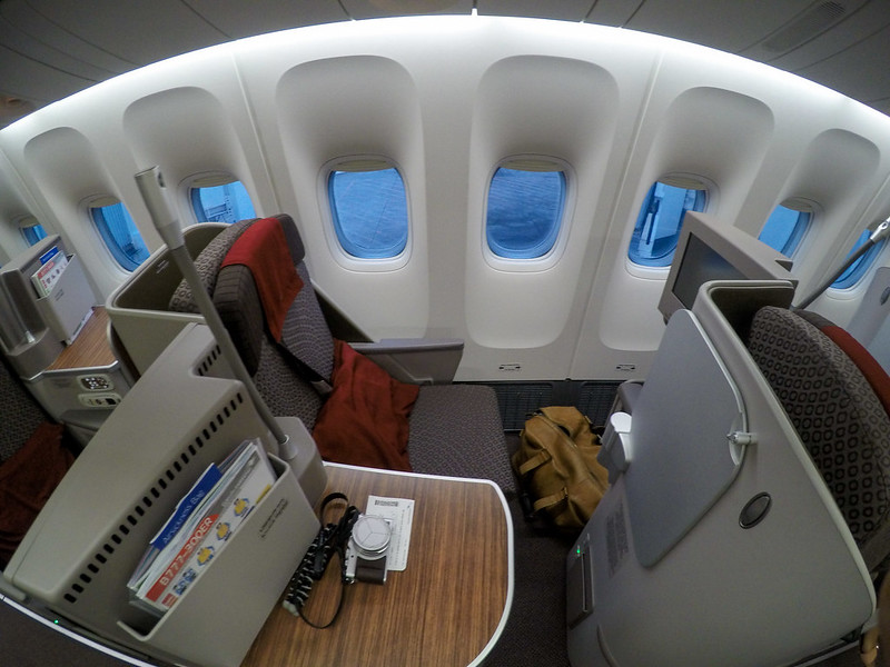 28337140322 34014aedfc c - REVIEW - Garuda Indonesia : Business Class - Bali to Jakarta (B77W)
