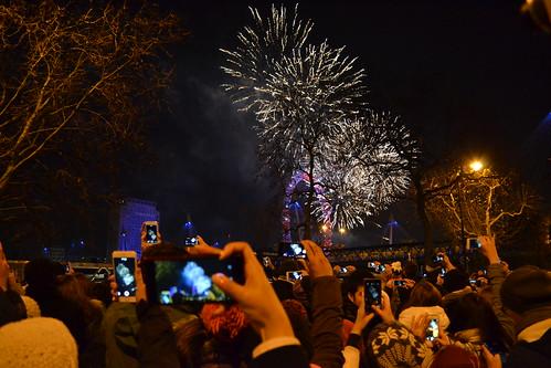 NYE Fireworks 2