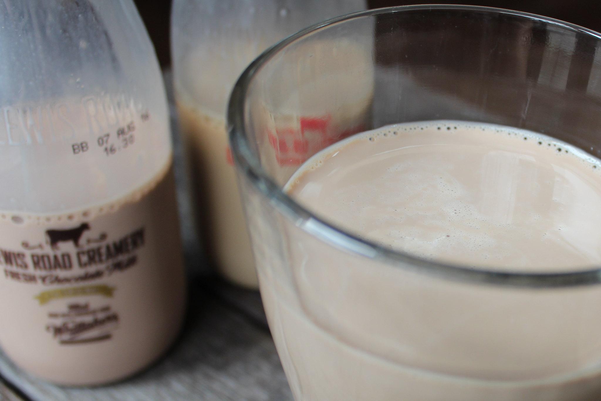 Mocha Milk