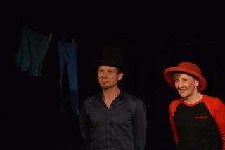 Improtheater: Hoch vs. Platt