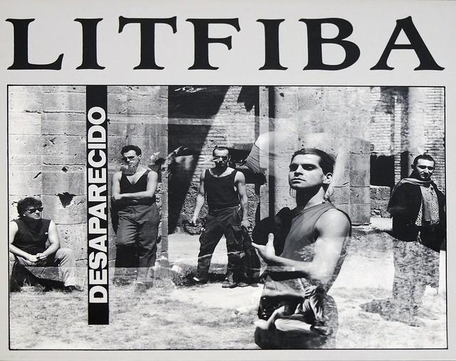 """LITFIBA DESAPARECIDO FRANCIA 12"""""""