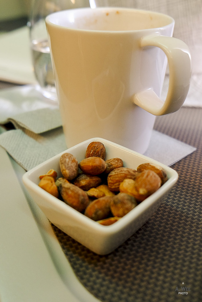 Ramekin of nuts
