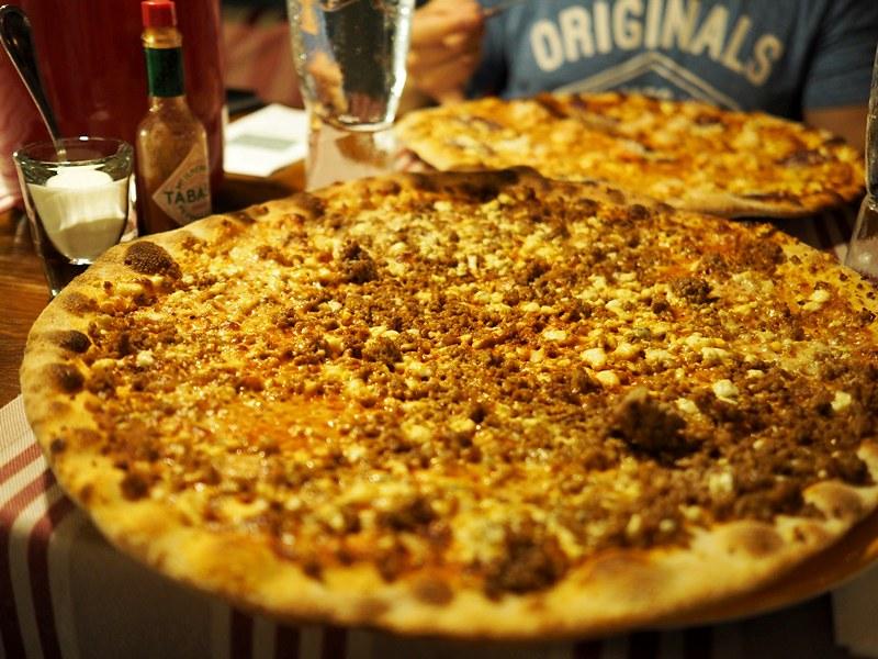 classic pizza ruoka