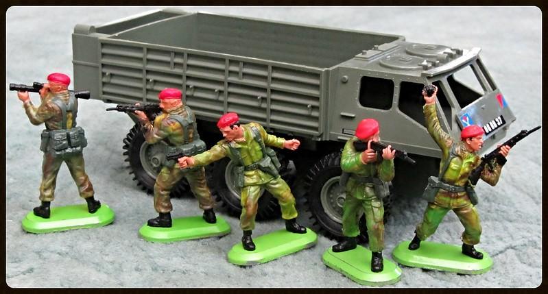 Toy soldiers, cowboys, indians, space men etc 17187687922_270f47de60_c