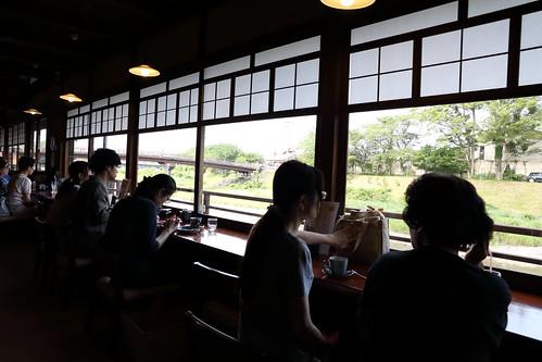 五十鈴川Cafe