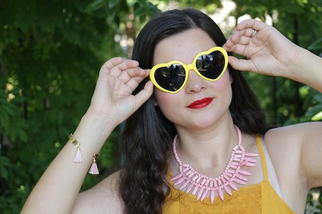 sorbet_citron_fraise_comment_porter_robe_jaune_blog_mode_la_rochelle_2