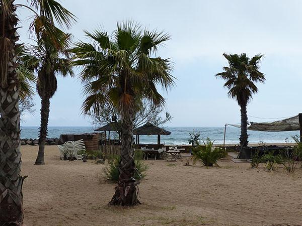 plage exotique à Saint-Raph