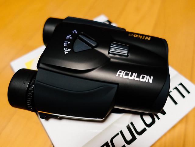 Nikon ズーム双眼鏡 アキュロンT11