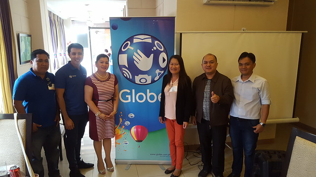 Globe Launches GFSLibrary.com For The Benefit of Over 15M Public School Students Nationwide - photo by DavaoLife.com