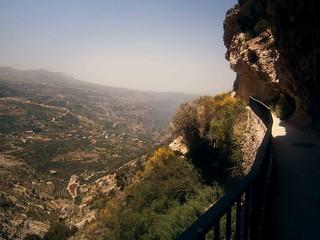 Kadisha Path Overlook