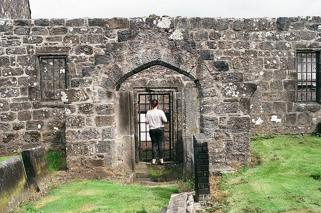 Mystery Cemetery, Scotland