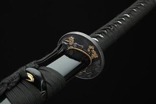 handmade-platinum-quality-japanese-samurai-sword-katana-black-pine-3