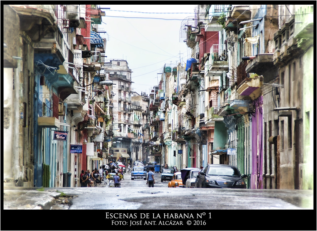 Escenas de La Habana , nº 1
