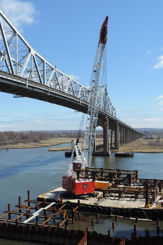 Goethals Bridge Replacement Project - March 2014