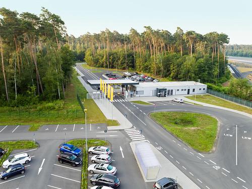 50 Jahre Opel Test Center Dudenhofen