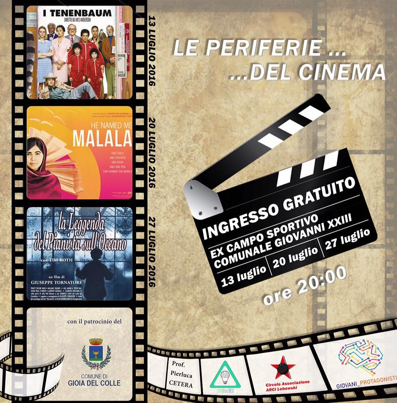 le periferie del cinema