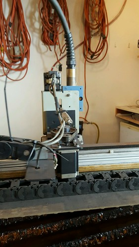 Repowering a Torchmate3 table - CandCNC Support Forum