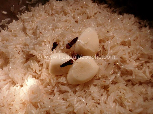 Poulet au Curry Rouge Thaï & Légumes Sautés © Ana Luthi Tous droits réservés 05