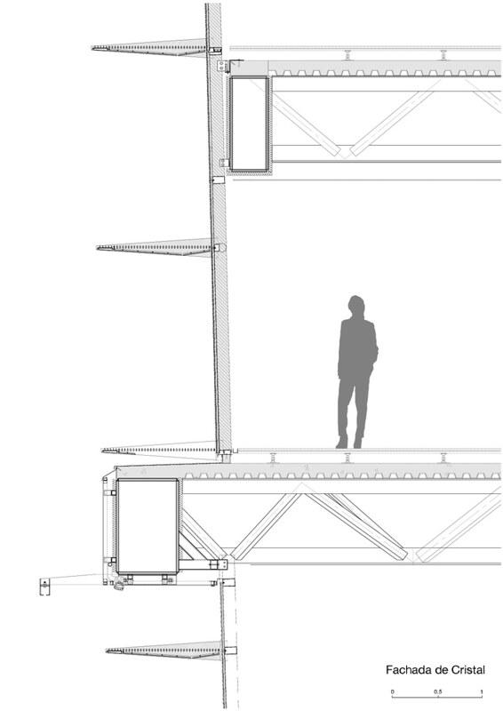 План башни Torre Reforma в Мехико. Проект LBR + A