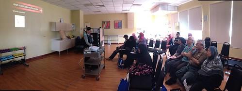 Ceramah Pembedahan Payudara & Senaman
