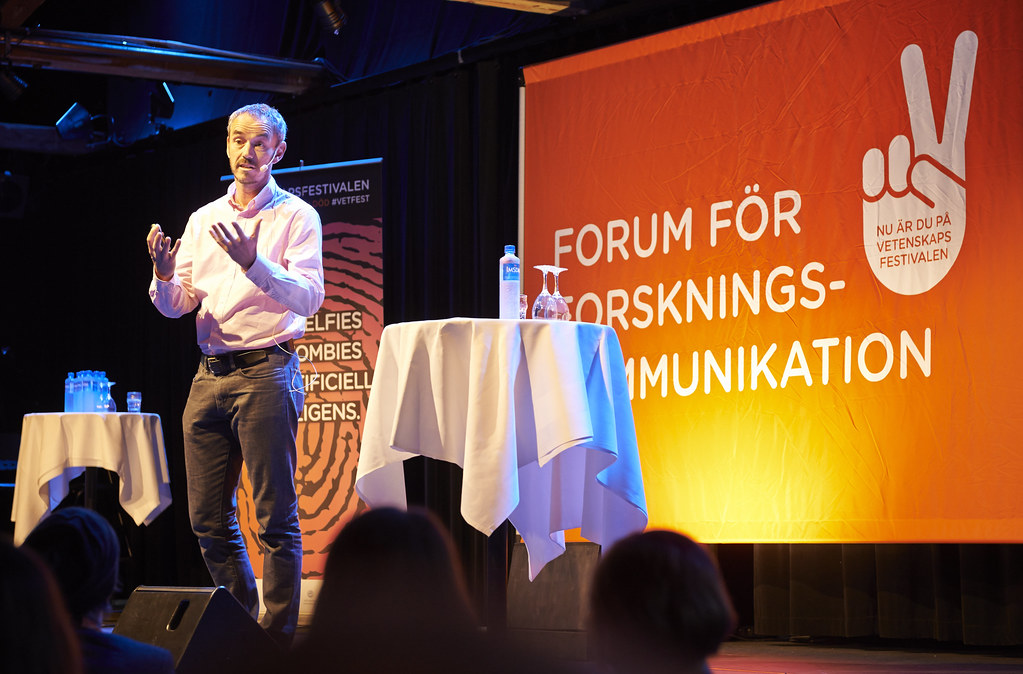 London Calling! Forum för Forskningskommunikation 2015