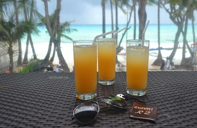 zuzuni boutique hotel welcome drinks