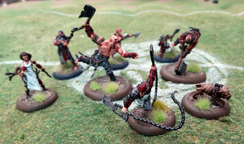 Guild Ball - Butchers Guild